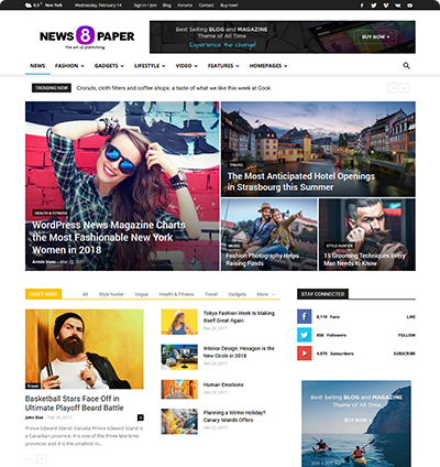 Homepage - WPion