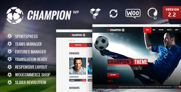 Champion-Soccer-Football-WordPress-Theme - WPion