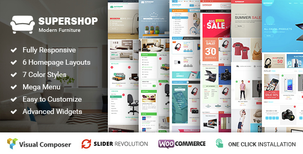 Supershop-Responsive-WooCommerce-WordPress-Theme - WPion