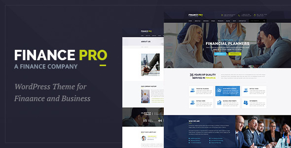 Finance-Pro-Finance-and-Business-WordPress-Theme - WPion