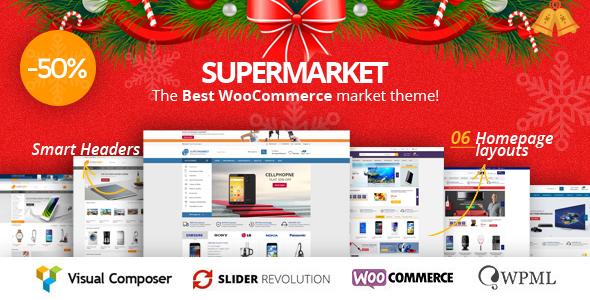 SuperMarket-Multipurpose-WooCommerce-WordPress-Theme - WPion