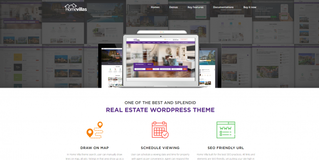 Top 15 Beautiful and Responsive Real Estate WordPress Themes in 2018