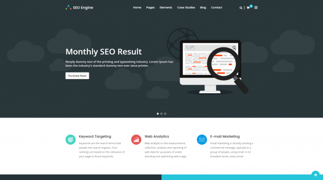 Best Marketing WordPress Themes for Startups, Landing Pages