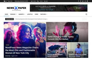Newspaper 10 WordPress Theme