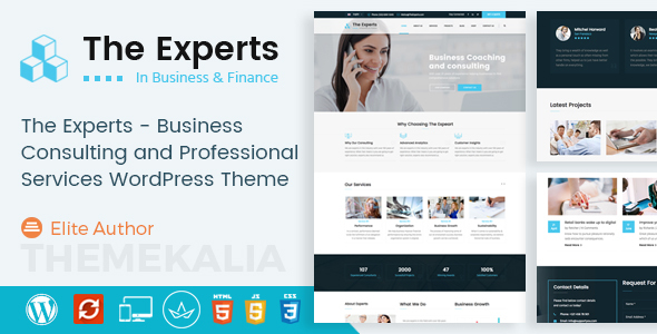 The Experts - Business Consulting and Professional Services ...