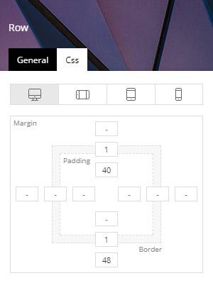 Background Image CSS box