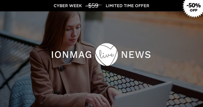 ionMag Theme Black Friday Offer
