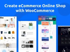 eCommerce Online Shop with WooCommerce